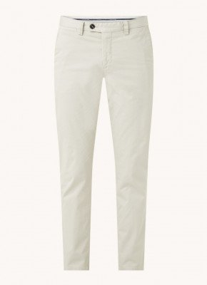 Profuomo Profuomo Slim fit chino met stretch