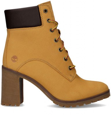 Timberland Camel Timberland Veterboots Allington 6in Lace