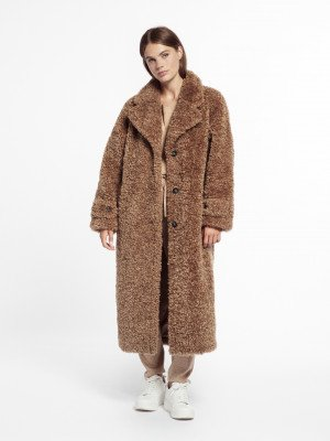 Beaumont Beaumont Oversized teddy - Tobacco