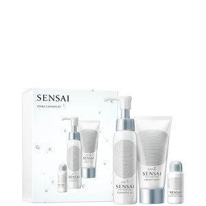 Sensai Sensai Silky Purifying SENSAI - Silky Purifying Double Cleansing Set
