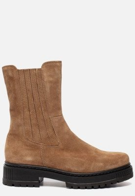 Gabor Gabor Comfort Chelsea boots taupe