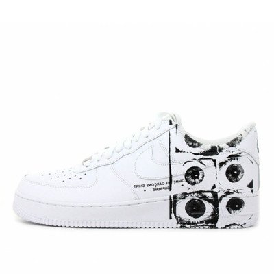 Nike Nike x Supreme Comme des Garcons CDG Air Force 1 Low White