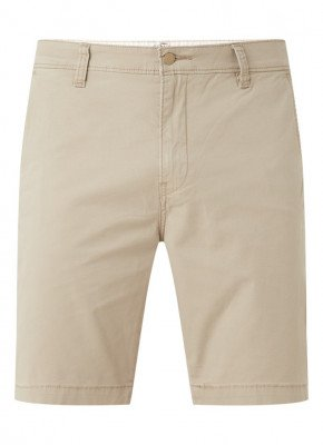 Levi's Levi's Straight fit chino korte broek met stretch