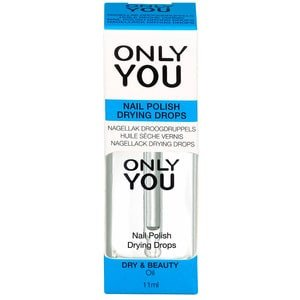 Only You Only You Nail Polish Drying Drops Only You - Nail Polish Drying Drops Nagellak Droogdruppels
