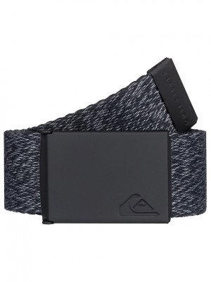 Quiksilver The Jam 3 Belt zwart