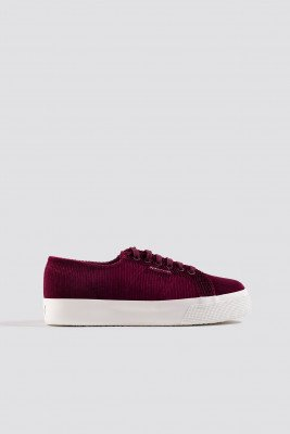Superga Superga Corduroyw 2730 - Purple