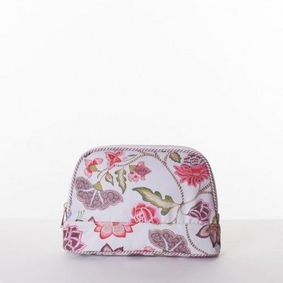 Oilily Oilily Royal Sits M Cosmetic Bag Oatmeal