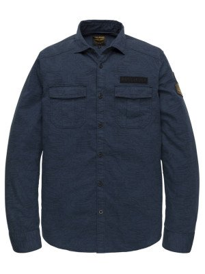 PME Legend PME Legend Long Sleeve Shirt Cotton Twill