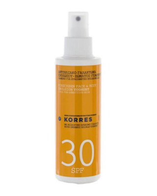 Korres Korres - Sun Spray Yoghurt SPF30 - 150 ml