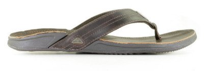 REEF REEF J Bay II RF002616 Donkerbruin Herenslippers