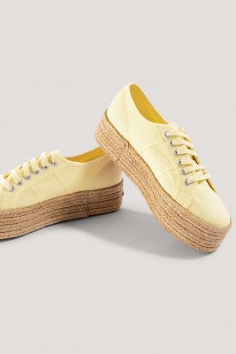 Superga Superga Cotropew 2790 - Yellow