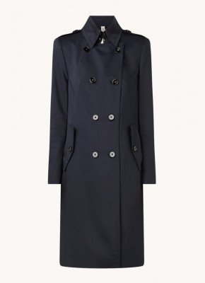 drykorn DRYKORN Harleston double breasted trenchcoat