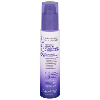 Giovanni Giovanni 2chic Repairing Leave In Conditioning & Styling Elixir 118ml