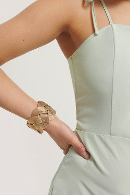 NA-KD Accessories Armband - Gold