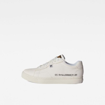 G-Star RAW Cadet Basic Q2 Sneakers - Wit - Dames