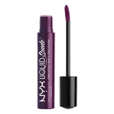 NYX Professional Makeup Subversive Liquid Suede Cream Lipgloss 4 ml