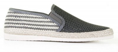 Cypres Cypres Herbert Doble Gris Loafers