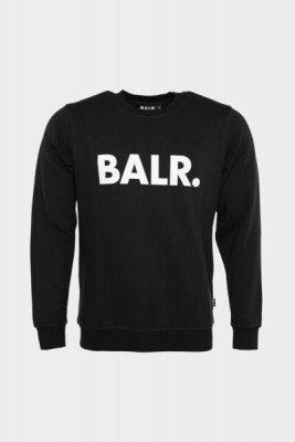 Brand Straight Crew Neck Men