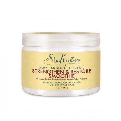 Shea Moisture Shea Moisture Jamaican Black Castor Oil Smoothie - 12oz Shea Moisture