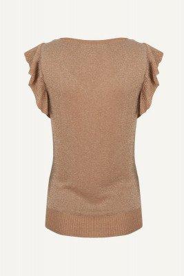 Esqualo Esqualo Shirt / Top Goud HS21.31217
