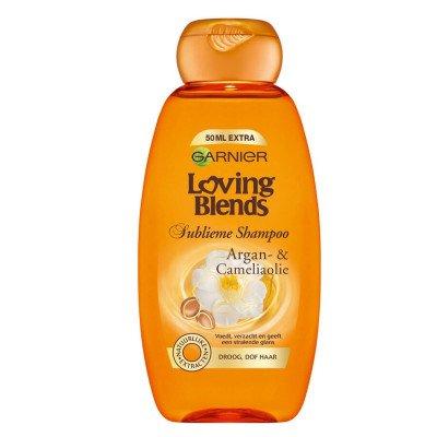 Garnier Garnier Loving Blends Argan Richness haarshampoo 250ml