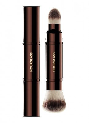 Hourglass Hourglass Retractable Double-Ended Complexion Brush - make-up kwast