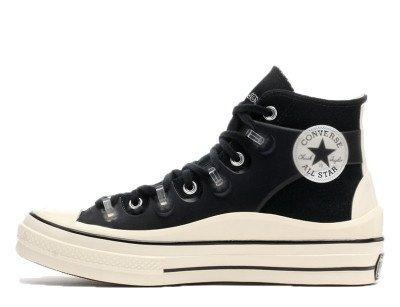 Converse Converse x Kim Jones Chuck 70 Utility Wave Hi Black