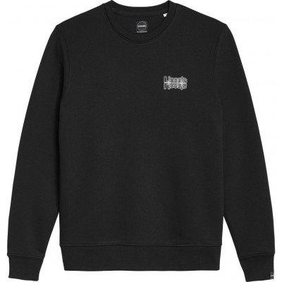 Llocals Llocals White Lines Zwart Sweater
