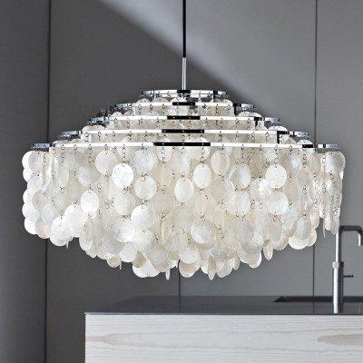 Verpan VERPAN Fun 11DM - hanglamp van mosselschijven