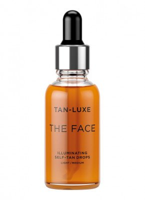 Tan-Luxe Tan-Luxe The Face Illuminating Self-Tan Drops - zelfbruiner