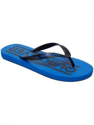 Quiksilver Quiksilver Java Wordmark Sandals zwart