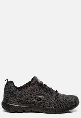 Skechers Skechers Flex Appeal 3.0 High Tides sneakers zwart