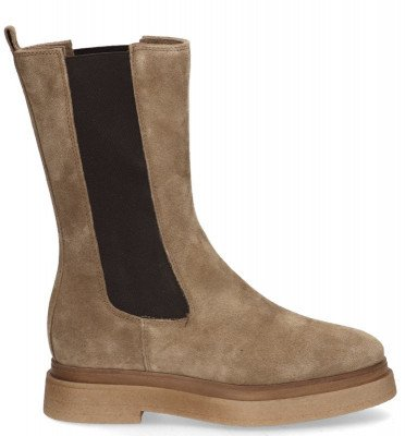 Gioia Gioia 2PALAS204 Beige Dames Chelseaboots