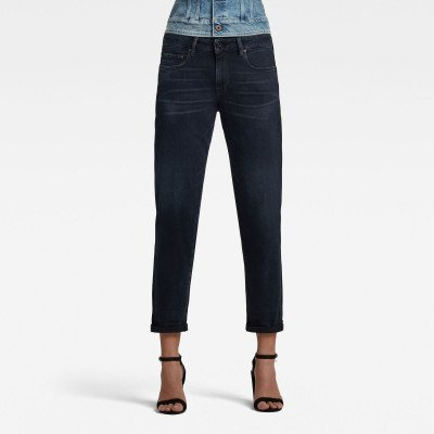 G-Star RAW Kate Boyfriend Jeans - Donkerblauw - Dames