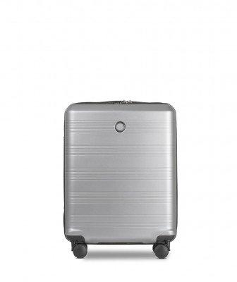 Echolac Echolac Cielo - Handbagage Koffer - 55 cm - Silver