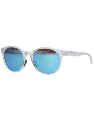 Oakley Oakley Spindrift Matte Clear Sunglasses patroon