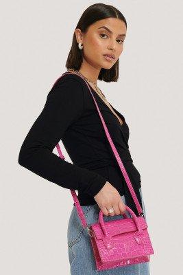 NA-KD Accessories NA-KD Accessories Minitas - Pink