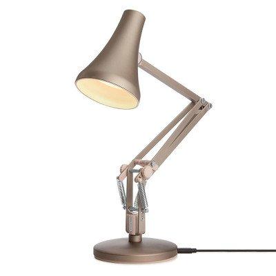 Anglepoise 90 Mini Mini LED tafellamp zilver