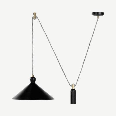 MADE.COM Ogilvy verstelbare hanglamp
