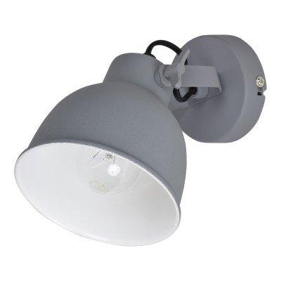 Urban Interiors Urban Interiors Wandlamp 'Industrial' Large, kleur grijs