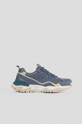 NA-KD Shoes NA-KD Shoes Sneakers - Blue