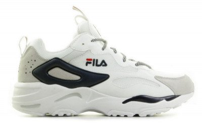 FILA FILA Ray Tracer Wit/Donkerblauw Herensneakers