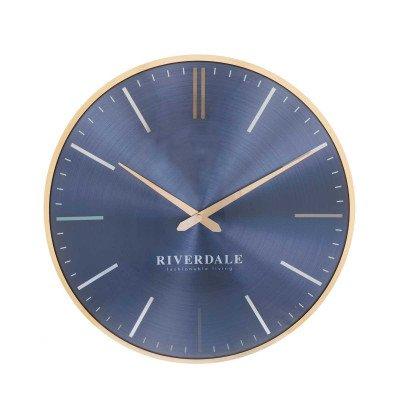 Riverdale NL Wandklok Milena violet 30cm