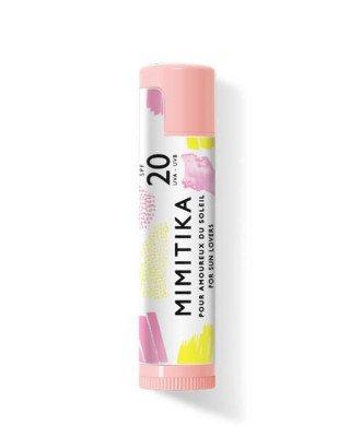 Mimitika Mimitika - Sunscreen Lipbalm SPF20 - 4,5 gr