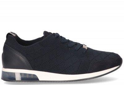 Ara Ara Lissabon Donkerblauw Damessneakers