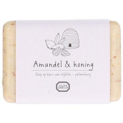 DilleenKamille Zeep, amandel&honing, 150 gram