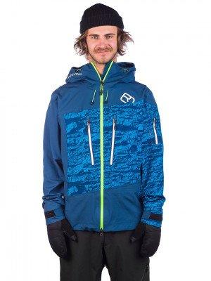 Ortovox Ortovox 3L Guardian Shell Jacket blauw