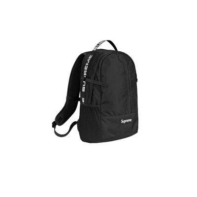 Supreme Supreme Backpack Black (SS18)