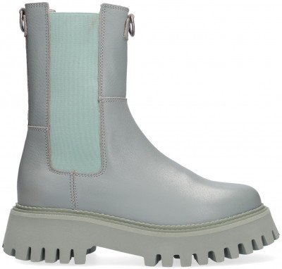 Bronx Groene Bronx Chelsea Boots Groov-y 47268