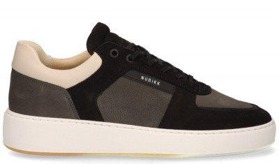 Nubikk Nubikk Jiro Limo Zwart Herensneakers